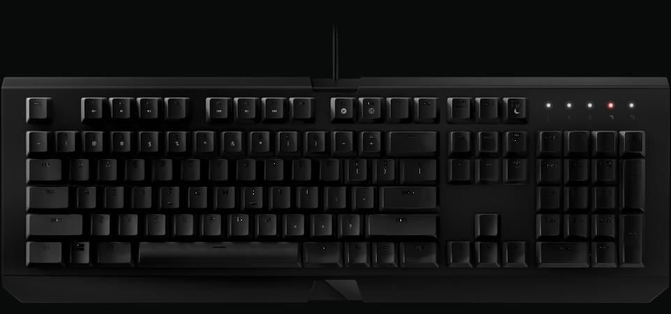 Lighting Effects & Razer BlackWidow X Ultimate - Mechanical Keyboard