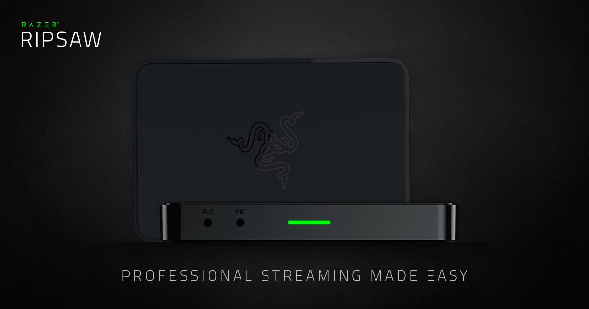 Razer streaming