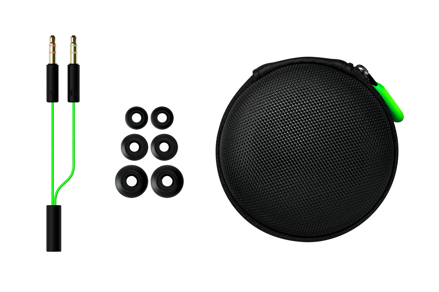 Razer Hammerhead Pro V2 In Ear Headphones With Mic And