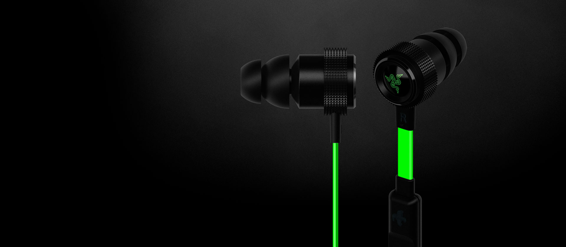 Razer Hammerhead Pro V2 In Ear Headphones With Mic And Line