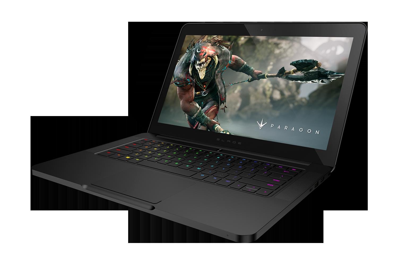 The New Razer Blade - Gaming Laptop in Full HD Matte & QHD+