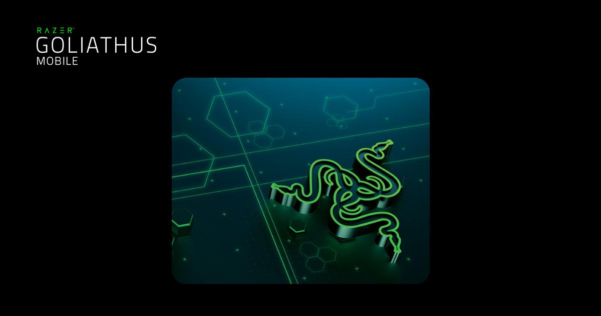 Razer Goliathus Mobile Edition Gaming Mouse Mat