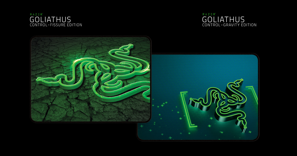 bb018800155 Gaming Mouse Mat - Razer Goliathus Control Edition