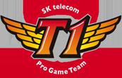 SKT-T1 Logo