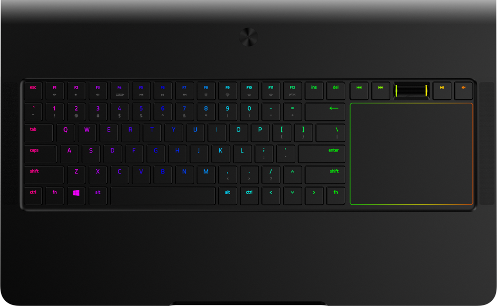 Driver for Razer Blade Keyboard