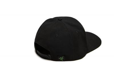 Razer Rising Snapback Cap - Buy Gaming Grade Accessories - Official ... 3b4932928b4
