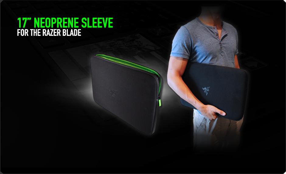 17 Neoprene Sleeve For The Razer Blade Gaming