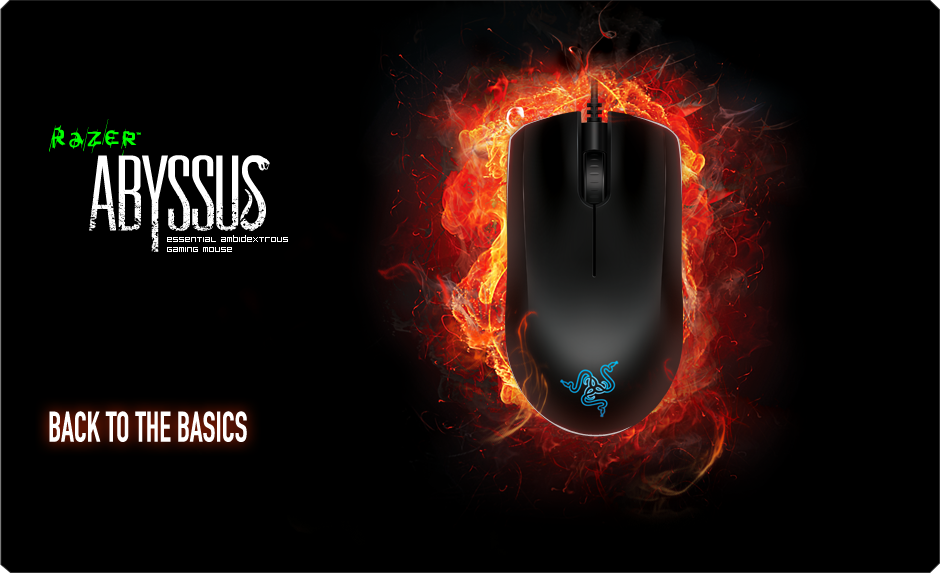 a128984e213 Razer Abyssus Gaming Mouse - Ambidextrous Mouse for Gaming - Razer ...
