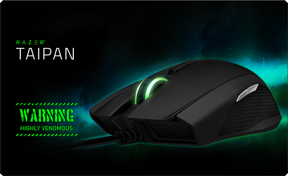 Razer Taipan Mouse Synapse 2.0 Drivers for Windows Download