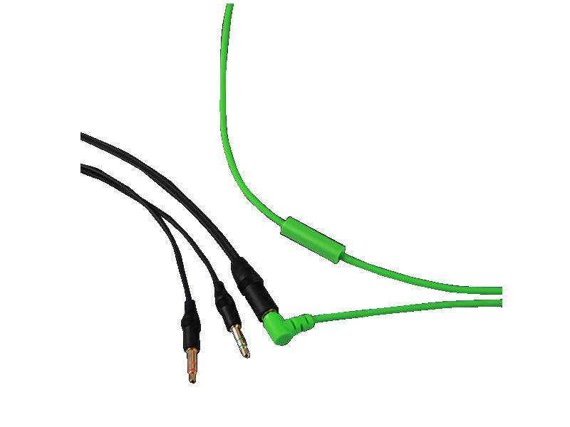 Razer Audio Mic Splitter Adapter For Headsets Razer