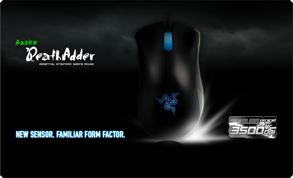 Razer DeathAdder 3.5G Mouse Synapse 2.0 Driver for Mac Download