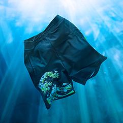 Razer Kanagawa Wave Shorts