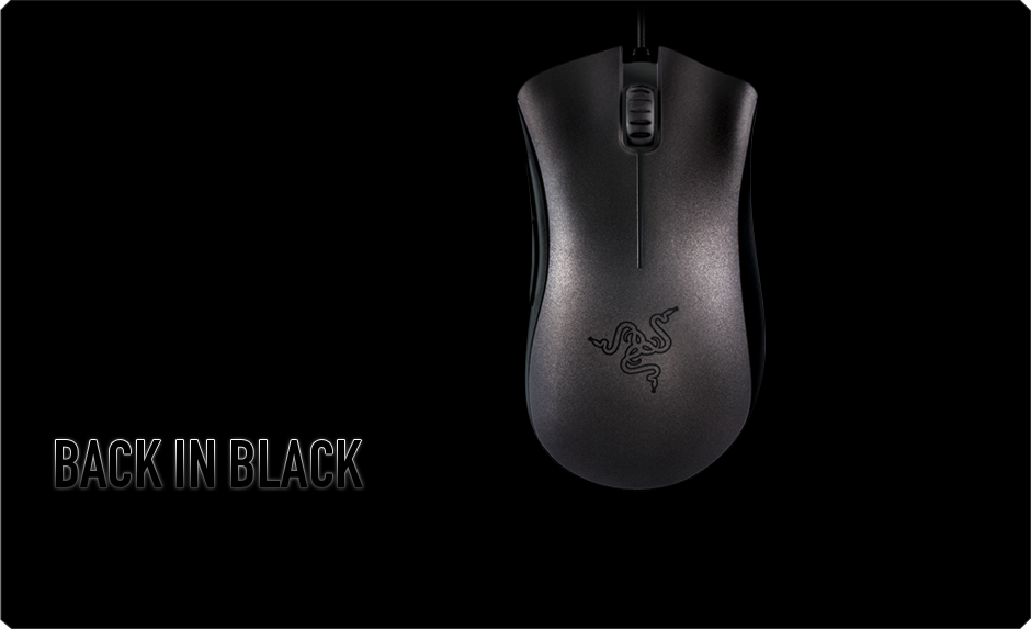Razer DeathAdder BlackEdition Mouse Driver for Windows 10