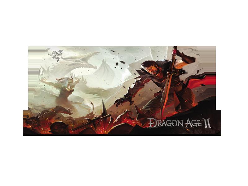 Dragon Age™ II Razer Goliathus Speed Edition Gaming Mouse
