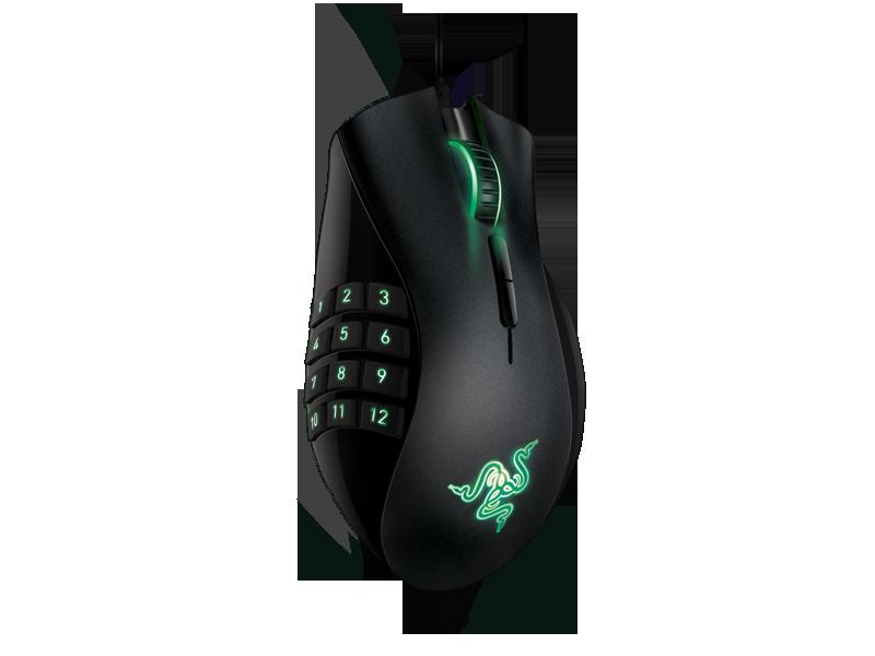 3ad8bcdbb4e Razer Naga Gaming Mice - Best MMO Gaming Mouse - Razer Europe