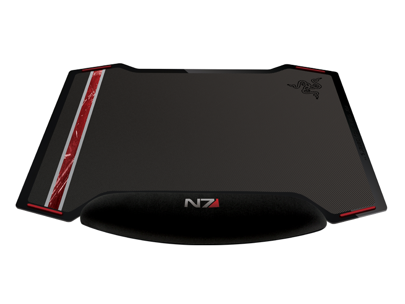 Mass Effect 3 Razer Vespula Gaming Mouse Mat - Dual-sided Gaming Mouse Mat - Razer Asia Pacific