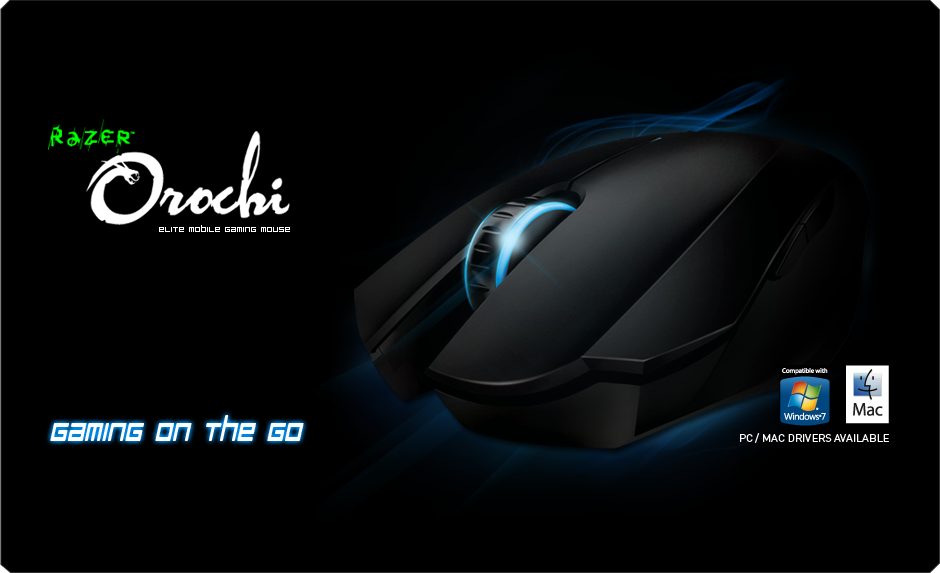 Razer Orochi Mouse Driver for Windows 10