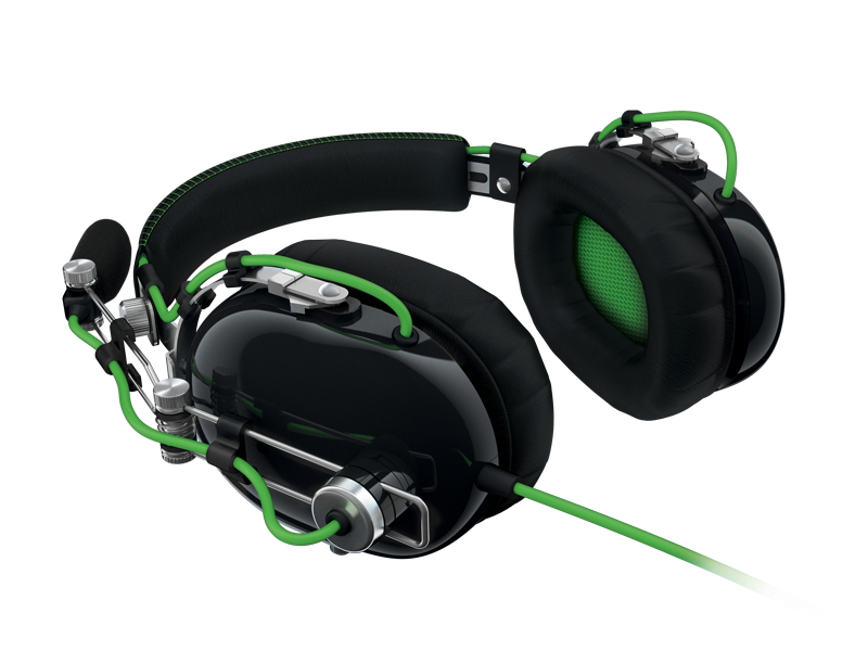 Razer BlackShark Gaming Headset - Expert 2.0 Gaming Headset - Razer ...