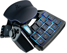 Razer Gaming Keyboard-Keypad Technology: Macro-recording Keyboards