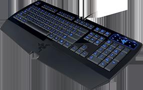 how to add keyboard to razer synapse