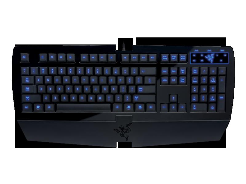 Razer Lycosa Gaming Keyboard Keytop With Non Slip Rubber