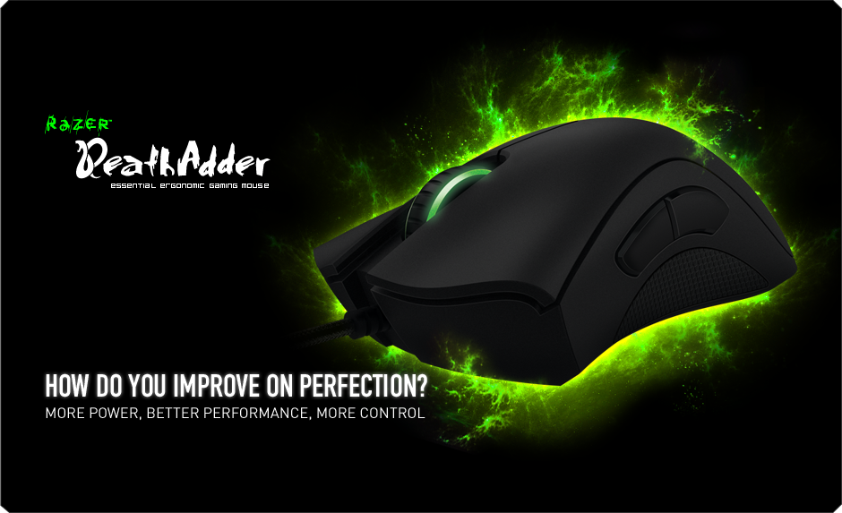 Deathadder Drivers Windows 7