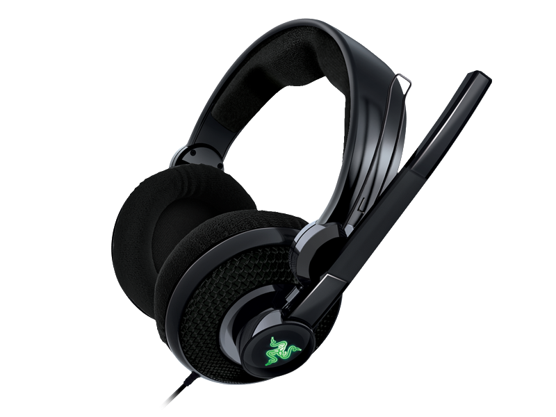 Razer Carcharias Gaming Headset Xbox 360 Pc Gaming
