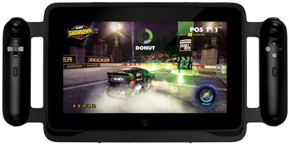 Razer Edge Gaming Tablet The World S First Tablet Designed For Pc