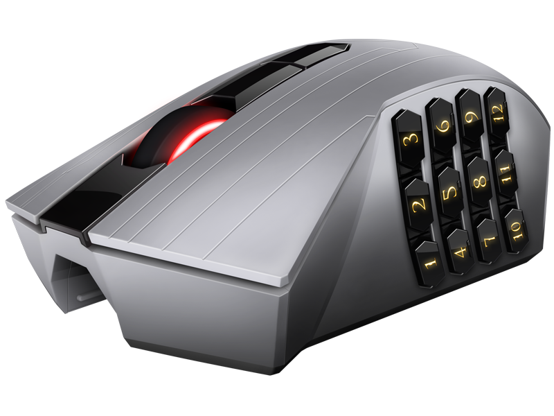 Star Wars The Old Republic Gaming Mouse By Razer Wiredwireless