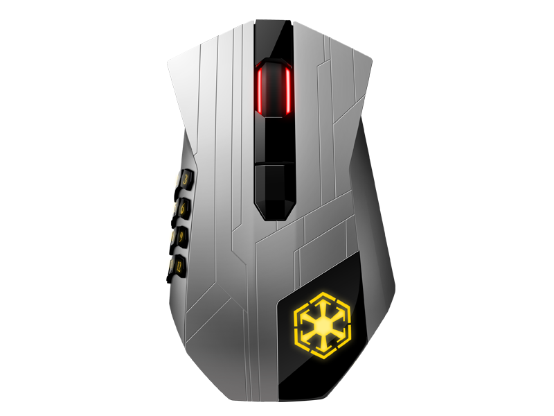 Star Wars The Old Republic Gaming Mouse By Razer