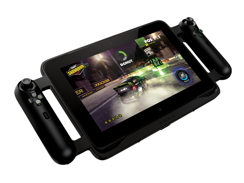 Razer Edge Pro Gaming Tablet The World S First Tablet Designed For