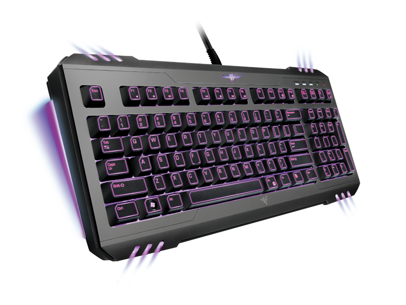 Teclado Razer Marauder StarCraft II Edition - USB