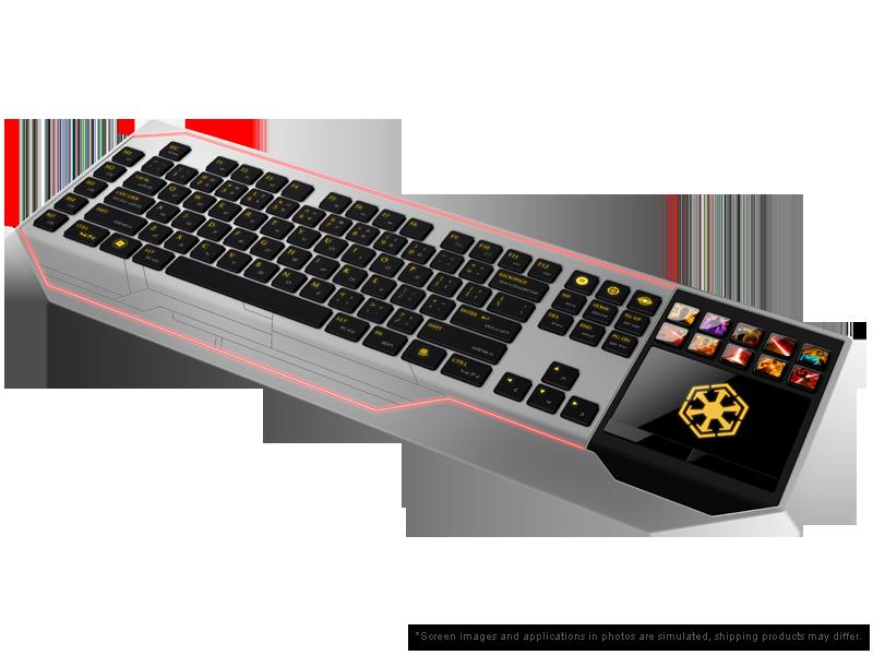 Star Wars™: The Old Republic™ Gaming Keyboard by Razer