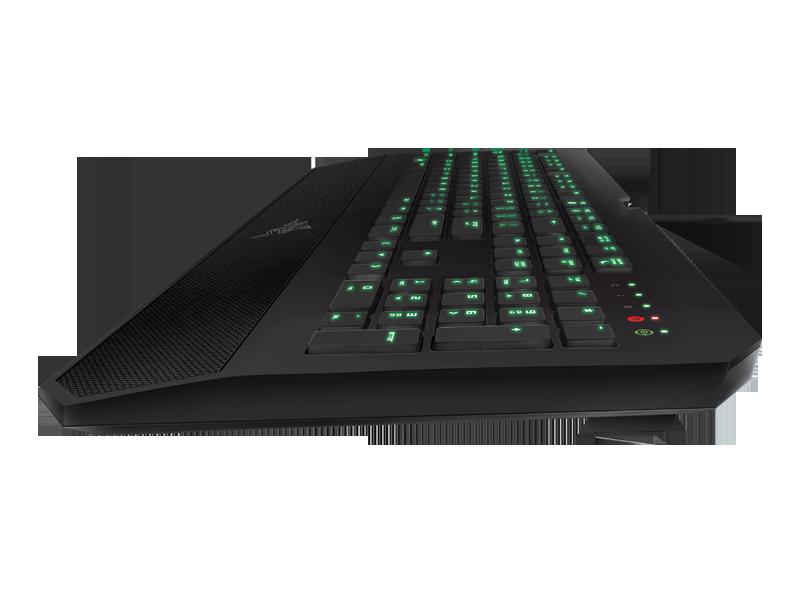 Razer DeathStalker – мембранная игровая клавиатура