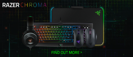 "Razer is one of the world leading designers and manufacturers of gaming equipment and accessories. Its latest featured products are the ""Mamba"" and ""Imperator"" 4G Dual Sensor System gaming mice. Customers recommend Razer for its sleek designs and the superior precision of its products."