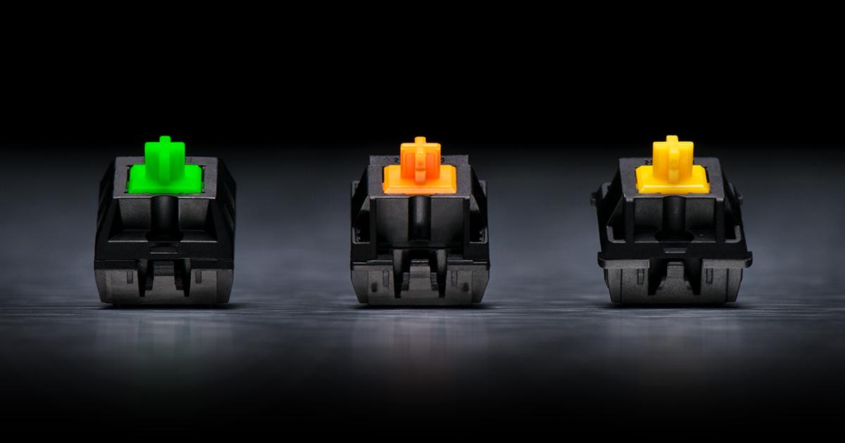 Razer Mechanical Switches Razer