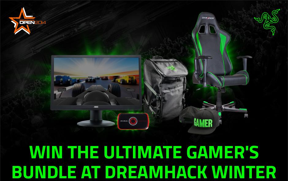 Razer Gaming Chair images : razer dreamhack winter header Razer <strong>Ouroboros</strong> from pixgallarehd.com size 940 x 590 jpeg 194kB