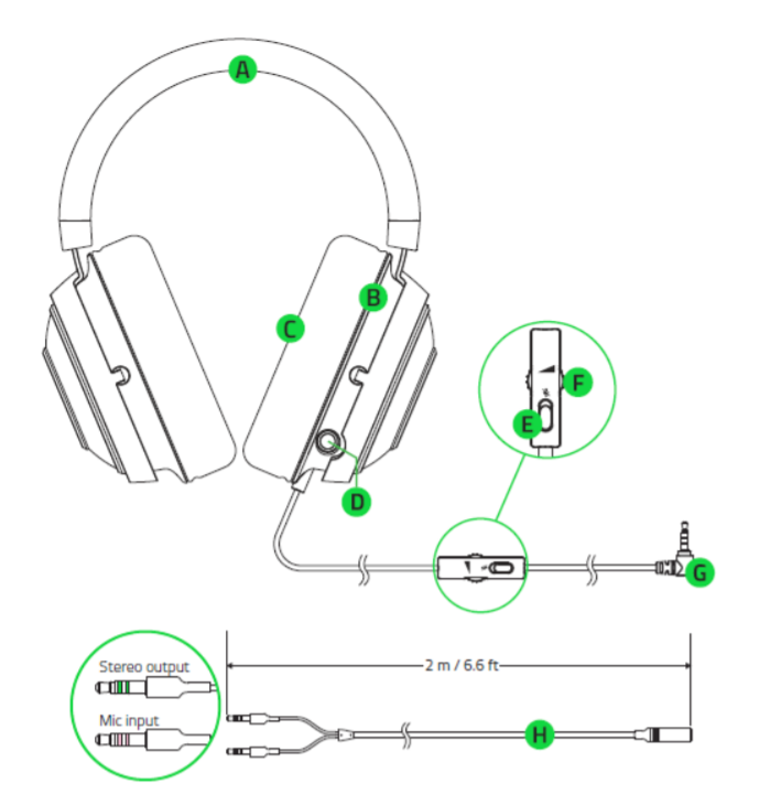 Razer Kraken 2019 | Official Razer Support