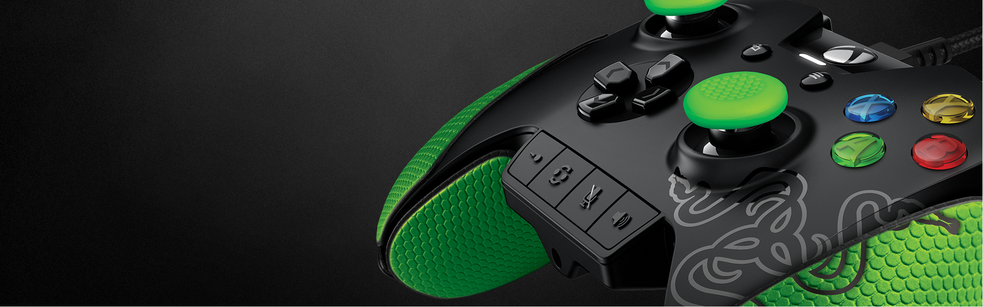 Razer Wildcat For Xbox One Gaming Controller
