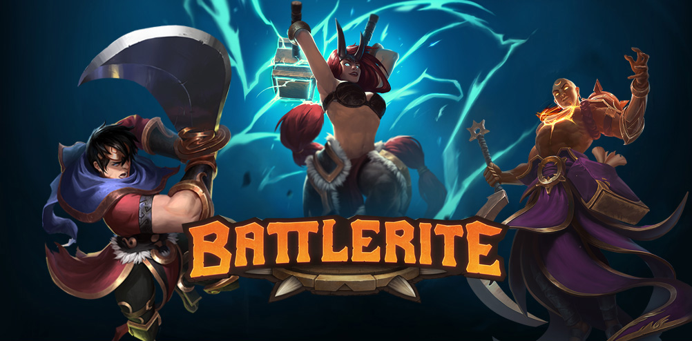 Battlerite Giveaway | Razer Serpent Mount