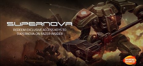 Supernova Alpha Keys Giveaway