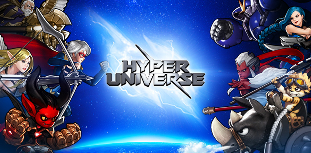 Hyper Universe Giveaway