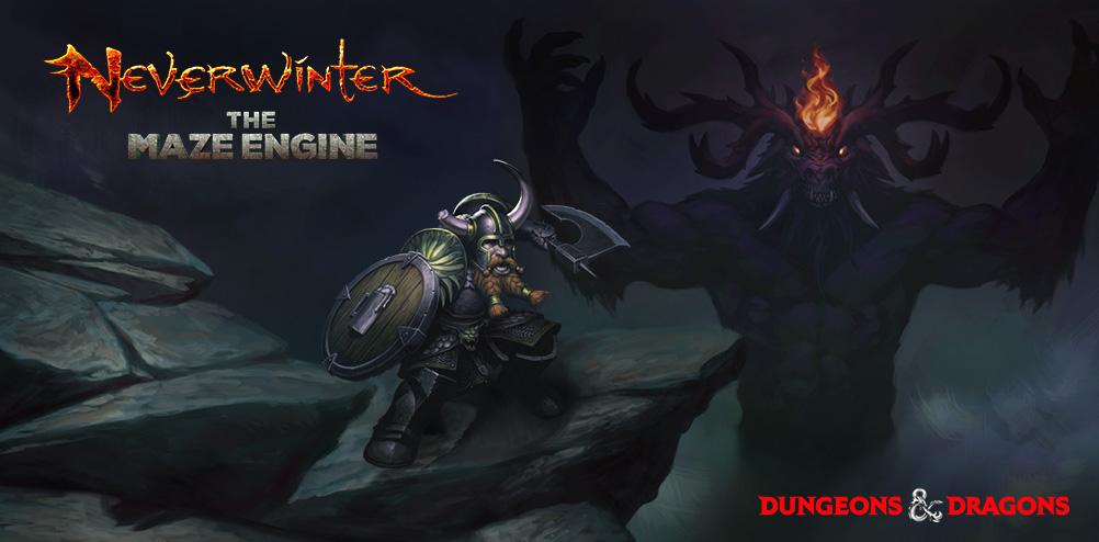 Neverwinter: Maze Engine Giveaway