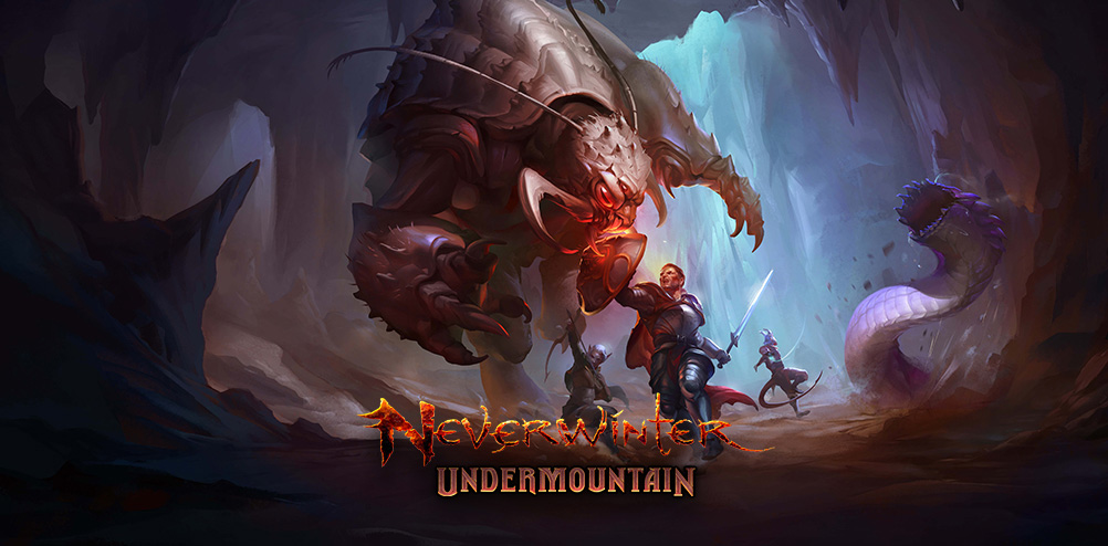 Neverwinter Giveaway | Undermountain