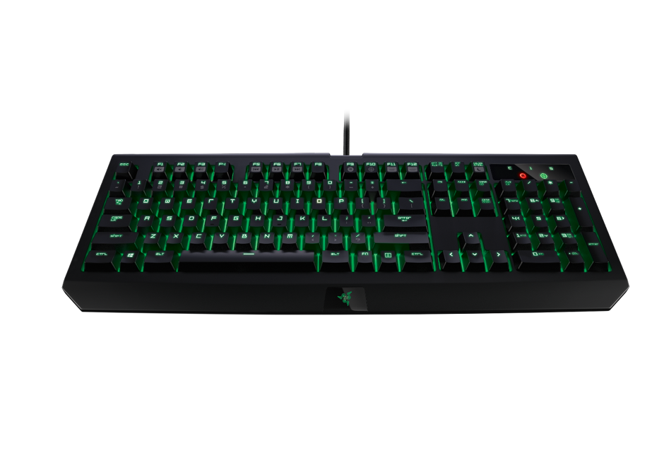 black widow keyboard