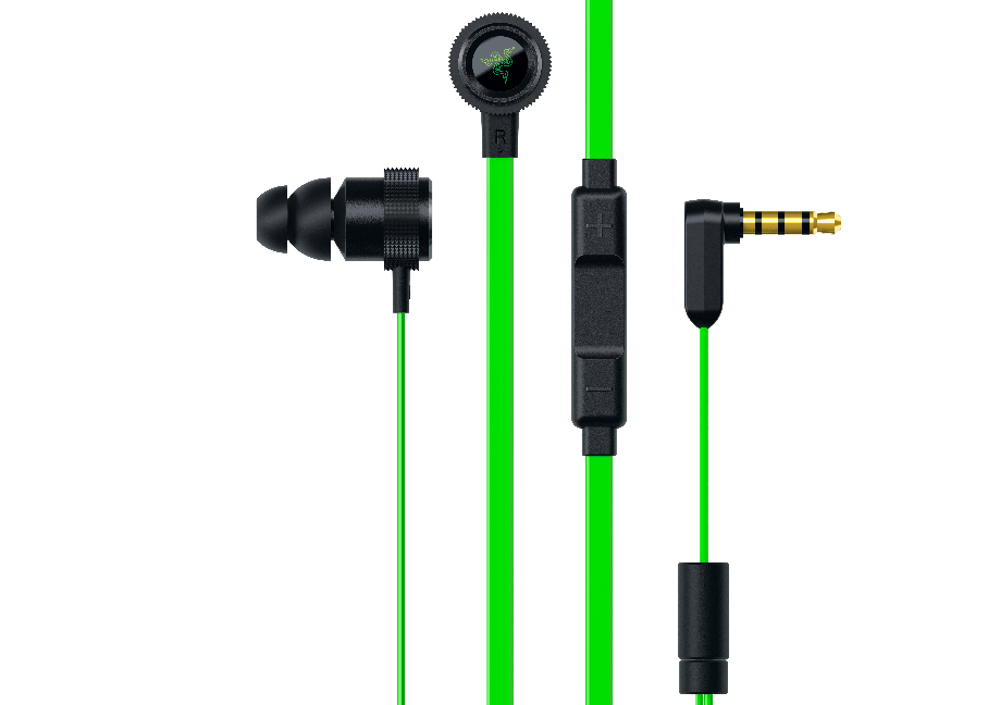 Razer Announces Update to the Razer Hammerhead CNC Aluminum Chassis In-ear Headset and Headphones